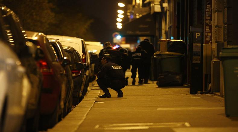 La Policía trata de liberar a los rehenes en la sala de conciertos Bataclan