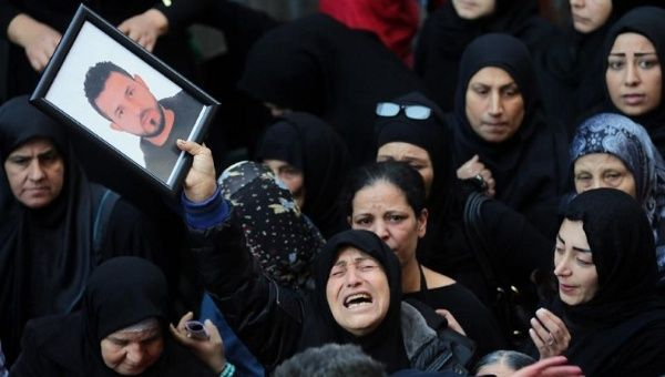 Unlike with the Paris attack, the world was silent when Lebanese mourned their dead after a deadly suicide attack killed at least 44 people and injured hundreds in Beirut a day earlier.