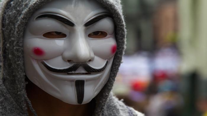 Anonymous intentó hackear sistema de la Presidencia de Ecuador
