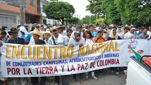 What is Peace Without Justice in Colombia?