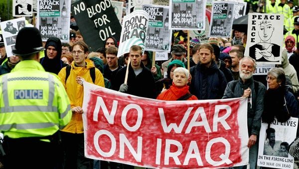 The Antiwar Movement is Missing in the 2016 US Elections ...