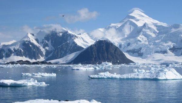 Resultado de imagen para foto de glaciares de la antartica