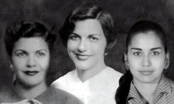 """Las hermanas Mirabal eran conocidas como """"Las mariposas"""" y sumaban al menos una década de activismo político antes de ser asesinadas."""
