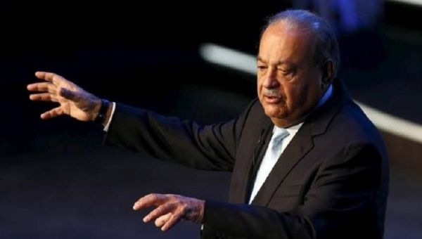Mexican billionaire Carlos Slim is one of the two richest men in the world.