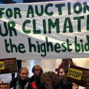 Civil society organizations argue that this year's COP21 negotiations have become ethically compromised due to intense pressure exerted by corporate sponsors.