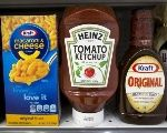 The U.S. food giant, best known for macaroni and cheese and ketchup, is accused of hoarding basic food items.
