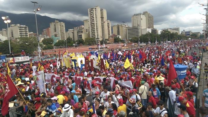 Ernesto Villegas Candidato A La An Por El Circuito  De Caracas Llamo A