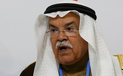 Saudi Arabia's Oil Minister Ali al-Naimi attends a meeting at the U.S. Center during the World Climate Change Conference 2015 (COP21) at Le Bourget, near Paris.