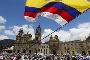 Colombia's peace process made major progress in 2015.
