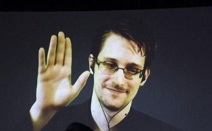 Speaking at a privacy conference at Bard College in New York, Snowden disputed Clinton's claim that he bypassed whistleblower protections.