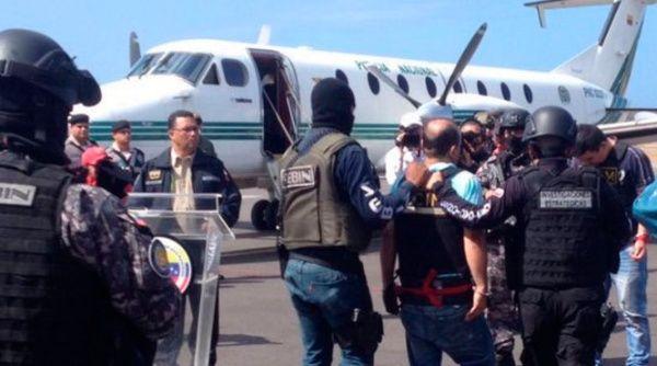 Autoridades venezolanas deportan a narcotraficantes Quien es el ministro de interior y justicia