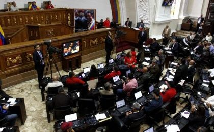The current assembly, with a right-wing majority, was sworn-in last week.