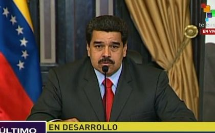 Maduro said the new team would have to answer directly to the people.