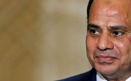 A new militant video was released as Egyptian President Abdel-Fattah el-Sissi approved controversial new counter terrorism legislation.