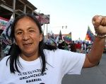 Mercosur Parliament member, social activist and Kirchnerist leader Milagro Sala, has been detained at home.