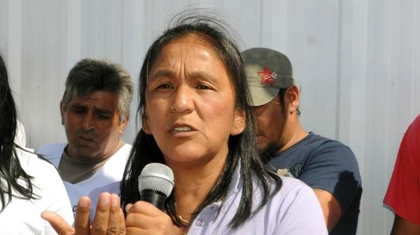 Milagro Sala ha denunciado en varias oportunidades que los medios de comunicación de su país han censurado su lucha.