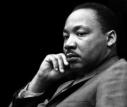 La utopía de Martin Luther King