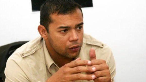 Venezuelan journalist Ricardo Duran was killed outside his home early Wednesday.