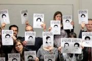 U.K. solidarity with Ayotzinapa