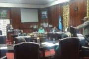 A session of Parliament in Saint Lucia
