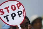 About 61 percent of New Zealanders oppose the TPP, while 30 percent have no opinion.