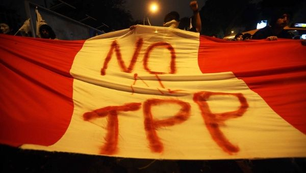 The TPP: A Corporate Bill of Rights