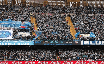 Lazio were fined USD$ 50,000 and received a stadium ban after their fans racially abused Kalidou Koulibaly on Wednesday.
