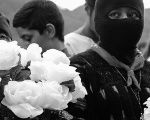Zapatistas rally in memory of Jose Luis
