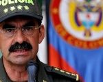 Colombia's national chief of police General Rodolfo Palomino is accused of illegal spying and illicit enrichment through a male prostitution ring.