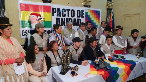 Election Observers to Closely Monitor Bolivia Referendum ...