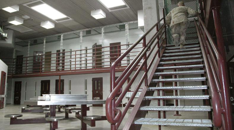 La cárcel está en funcionamiento desde el año 2002.