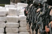 Central America is a major trafficking route for cocaine bound for North America and Europe.