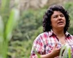 Berta Caceres is the coordinator of the Council of Indigenous Peoples of Honduras, known as COPINH.