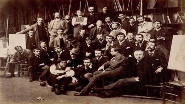 Historiador afirma haber hallado la única foto de Van Gogh ...