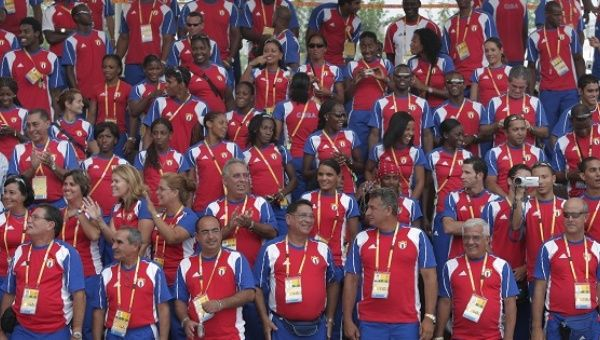 Cuba Unveils Powerhouse Olympic Team and Other Sports Briefs |