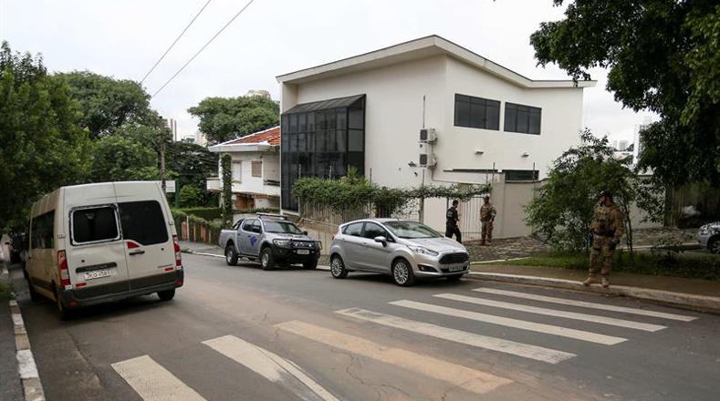 La detención se realiza en el marco de la investigación por el caso Lava Jato, en la que acusan de estar involucrado al expresidente Lula Da Silva.