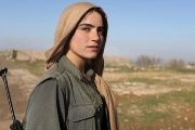Kurdish female guerilla fighters lead their own feminist movement.