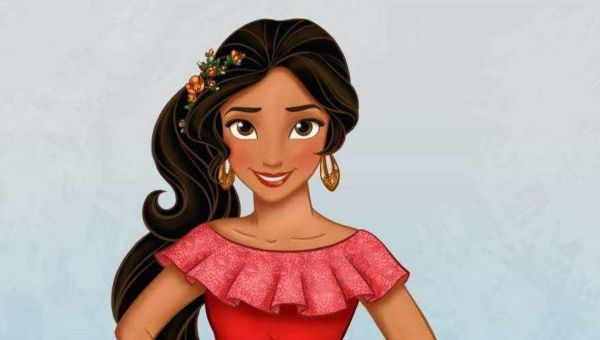 "Princess Elena of Avalor is designed to be ""a confident and compassionate teenager in a fairy tale kingdom inspired by diverse Latin cultures and folklore."""