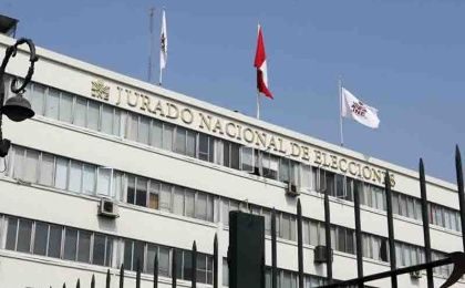 Peruvian Offices of the National Elections Board