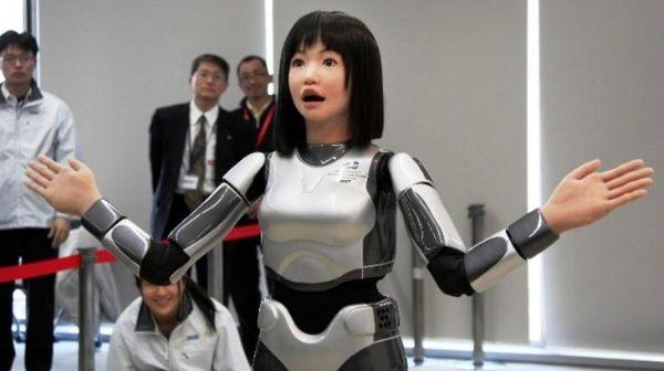 Resultado de imagen para robots humanoide