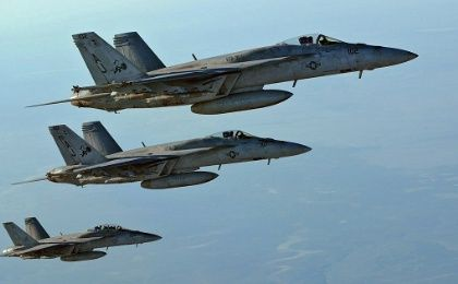 A U.S.-led coalition has been bombing the Islamic State group in Iraq and Syria since Sept. 2014.