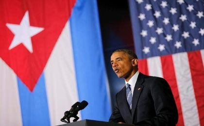 U.S. President Barack Obama wrapped up his historic Cuba visit on Mar. 22, 2016.