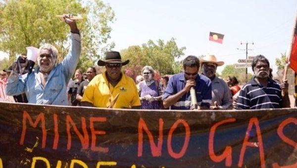 Avustralya: Aborijinler Topraklarının Talan Edilmesine Karşı Mücadeleye Devam Ediyor
