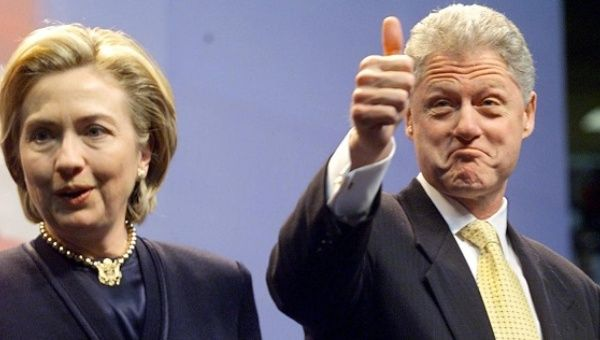Image result for clintons