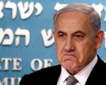 Israel's Prime Minister Benjamin Netanyahu is pictured during a news conference at his office in Jerusalem Dec. 2, 2014.