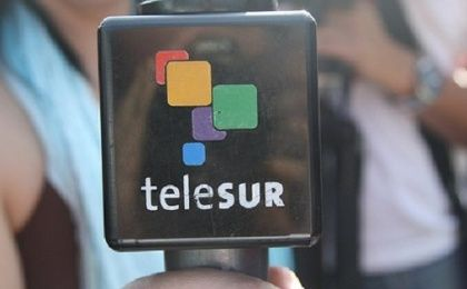 teleSUR has been on the air in Latin America for over 10 years.