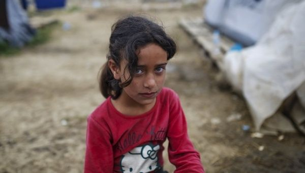 news syrian refugees sell daughters survive