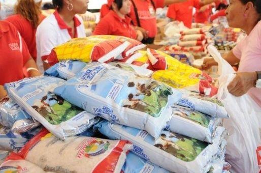 Maduro: Los CLAP nacen para hacer revolución en el sistema de distribución de alimentos para el pueblo venezolano.