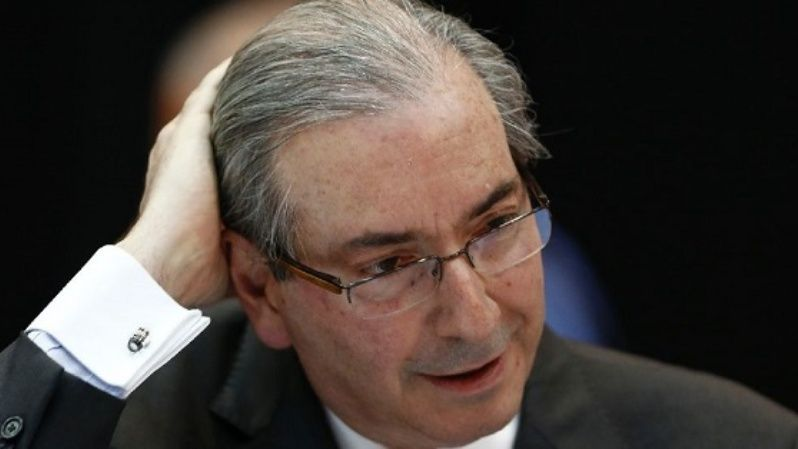 Brazilian lawmaker Eduardo Cunha has been implicated in the Panama Papers.