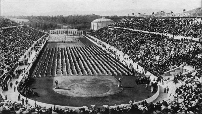 Grandes Momentos De Los Juegos Olimpicos Atenas 1896 Noticias